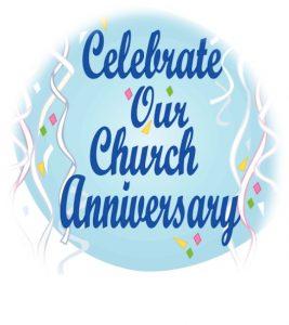183rd Church Anniversary
