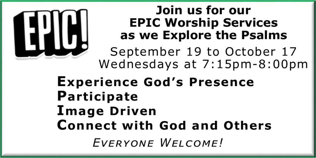 EPIC Worship