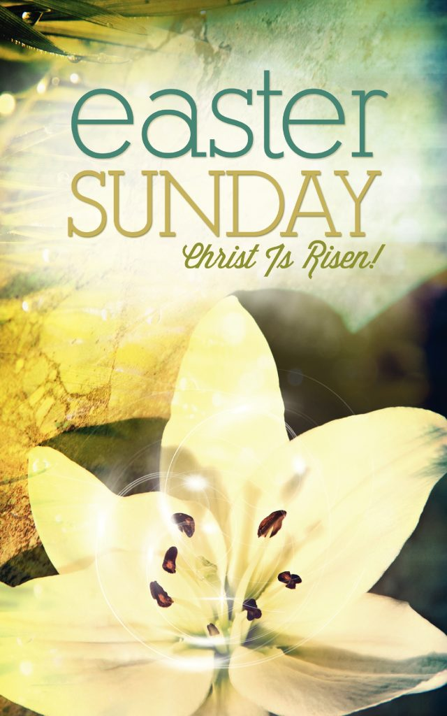Easter Sunday & Choir Cantata