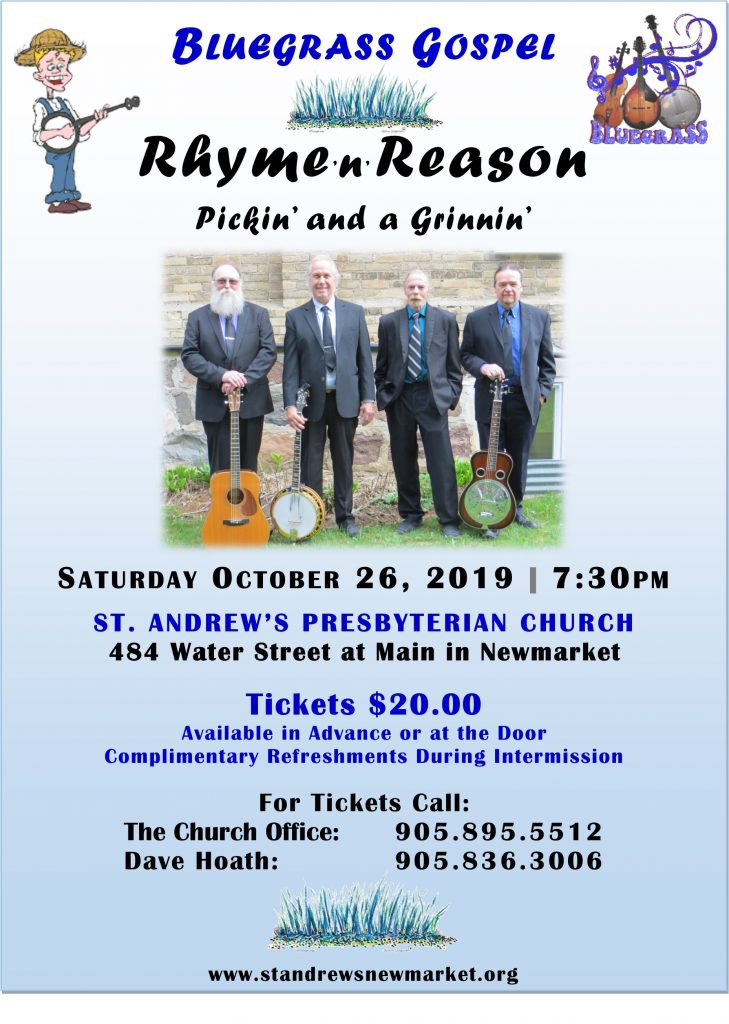 Bluegrass Gospel Evening